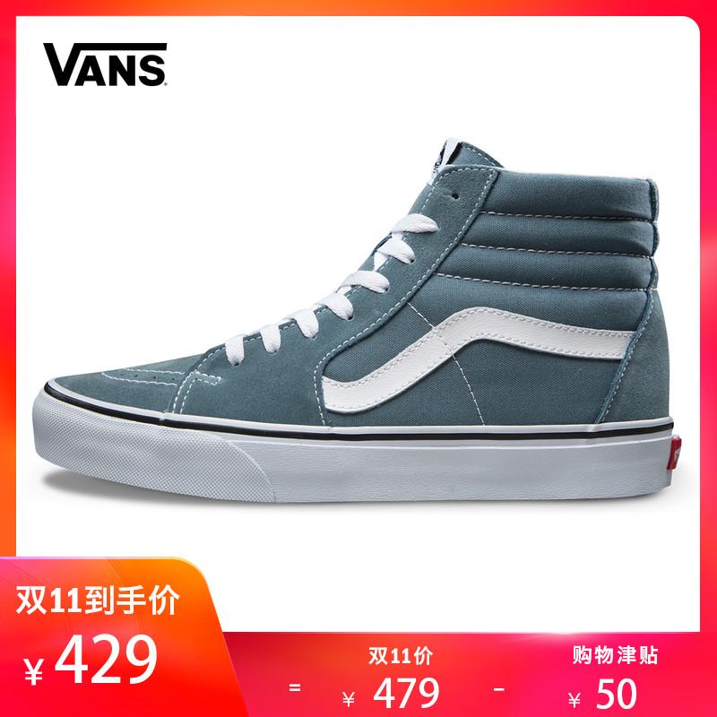 vans 男鞋