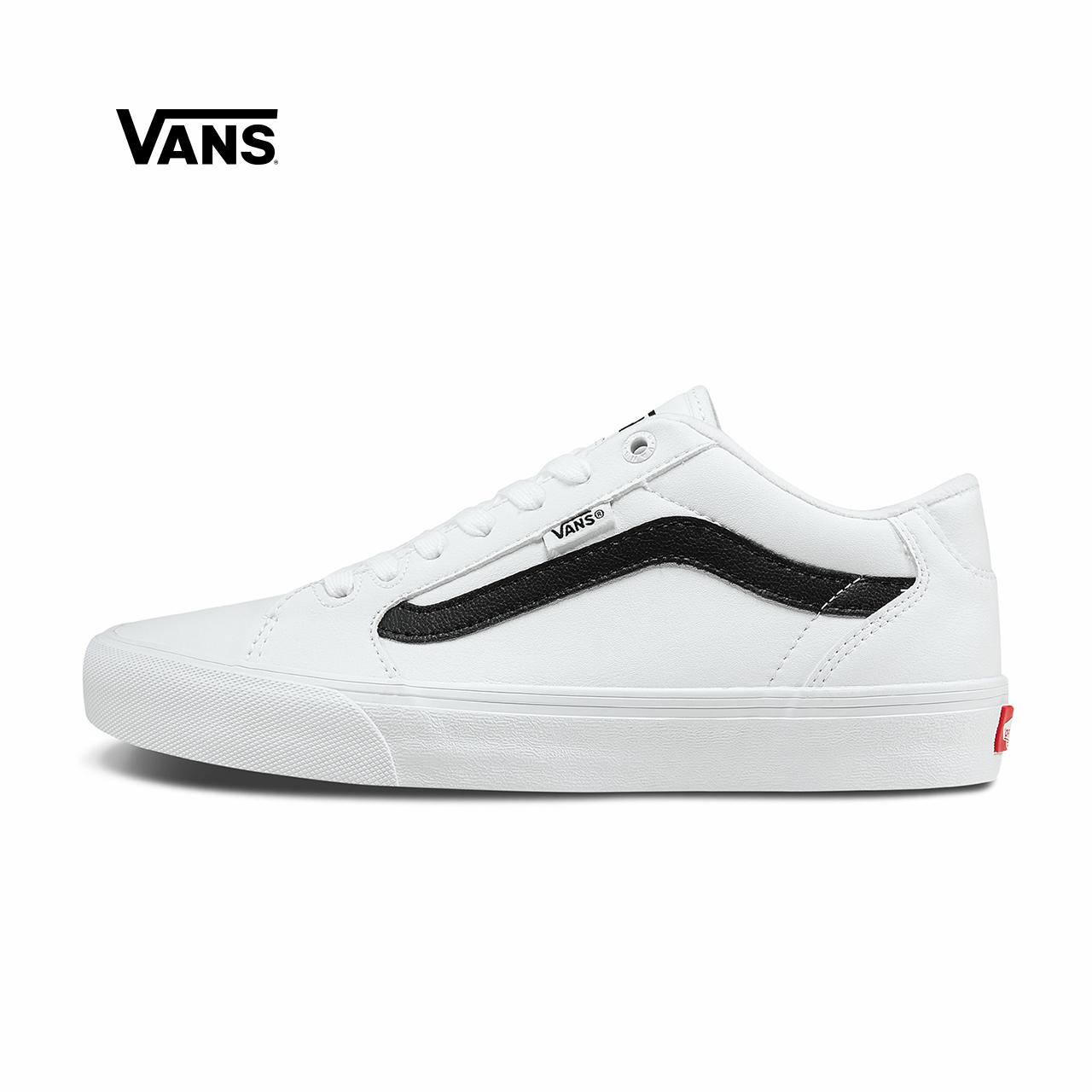 Vans范斯 运动休闲系列 运动鞋 低帮男子侧边条纹官方正品435.00元包邮