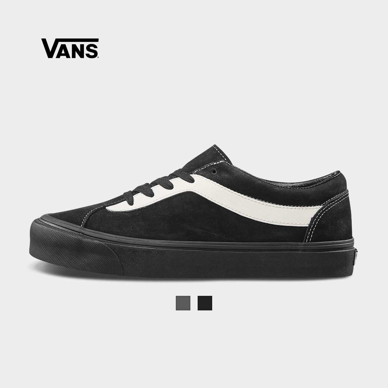 假一赔三Vans范斯 经典系列 板鞋运动鞋 Bold Ni低帮男女新款官方正品