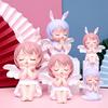 天使宝宝蛋糕装饰摆件网红卡通安妮宝贝月亮公主仙女烘焙生日装扮
