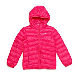 李宁羽绒服女童冬运动生活系列时尚舒适保暖轻质儿童羽绒服