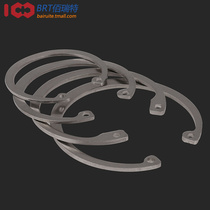 (¢8-¢37) Stainless steel 304 hole with elastic retaining ring card spring hole with reed C type clasp GB