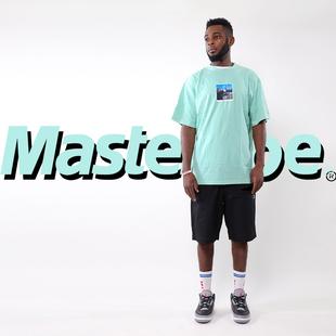 【清仓特价】Masterape夏季新款路德金潮流街头纯棉T恤短袖