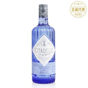 洋酒进口 Citadelle France Gin法国巍城金酒杜松子酒鸡尾酒基酒
