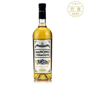意大利 曼奇诺白味美思配制酒威末酒MANCINO VERMOUTH 洋酒 750ml