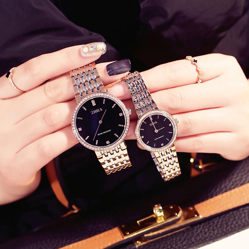 (用10元券)香港致豪zhha时尚潮流简约大气手表