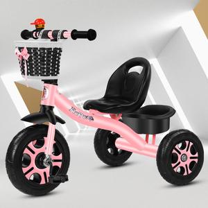 傲童三轮车1-6岁遛娃神器2脚踏车