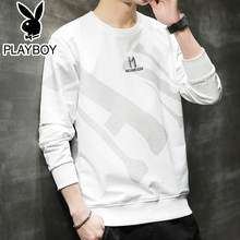 Playboy long sleeve t-shirt men's spring 2020 new trend students' clothes men's spring and autumn bottoming T-shirt