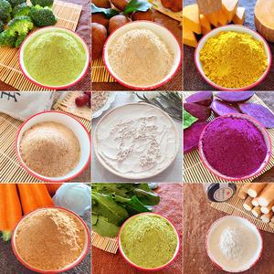原味试吃辅食组合十种粉共婴猪肝粉