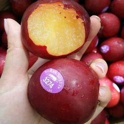澳洲鸡心李4斤 空运 西梅 散装新鲜进口水果 美国李子