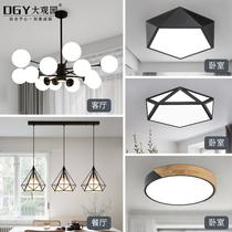 伸缩风扇吊灯LED隐形风扇灯卧室餐厅现代简约家用带吊扇灯客厅
