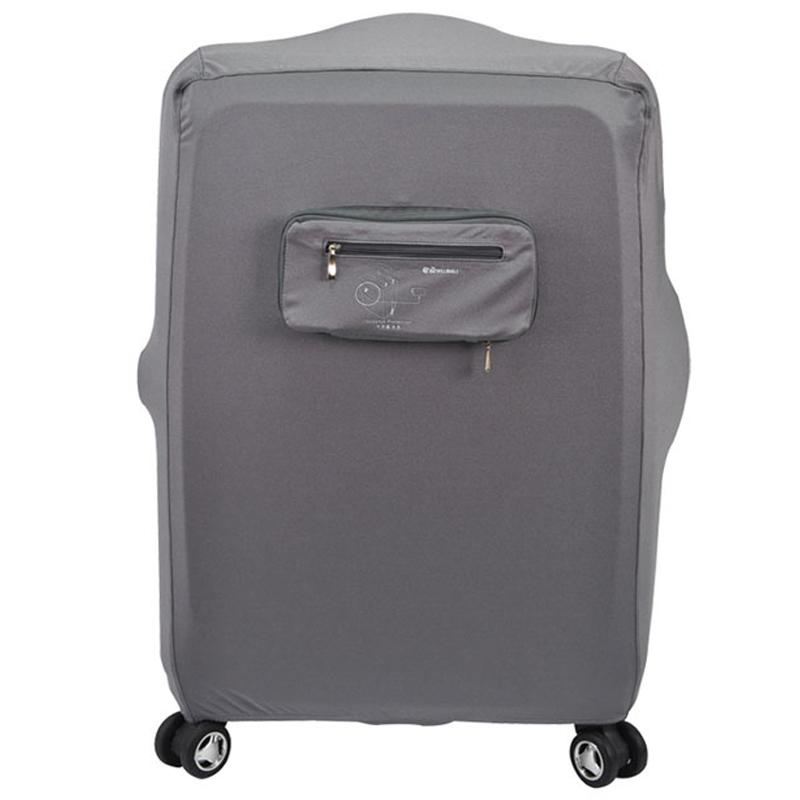 商旅宝拉杆箱行李箱密码箱套登机拉杆箱保护套防水耐磨雨罩防尘套