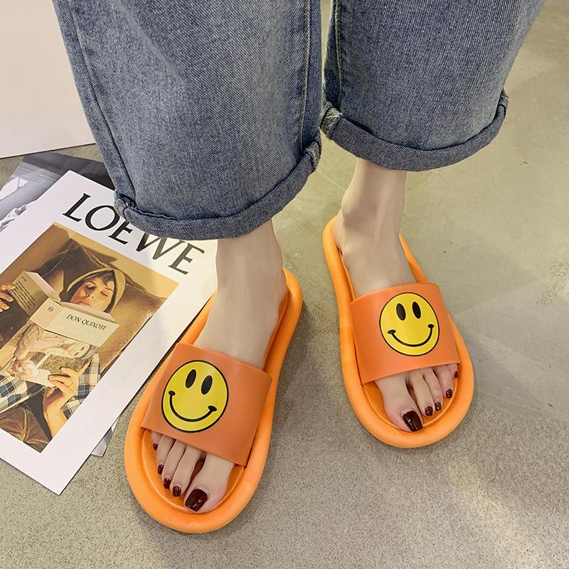 2020新款拖鞋女夏季韩版外穿学生网红社会ins潮可爱软底防滑凉拖图片