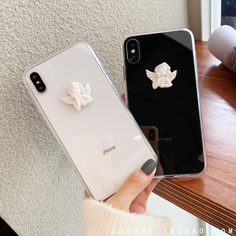 ins立体天使丘比特OPPOA59S/A57/A39梦境手机壳A59m透明软壳F券后11.29元