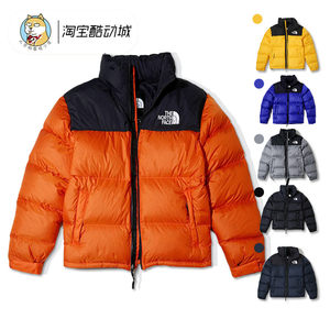 the north face 1996 nuptse羽绒服