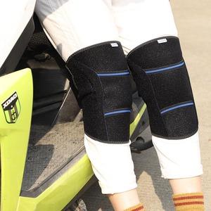 电动车护膝摩托车保暖护腿挡风男女骑行神器防风防寒冬季加厚骑车