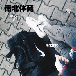 NIKE男女健身挎包 旅行包 运动休闲桶包 单肩包黑色CK0939 BA6163