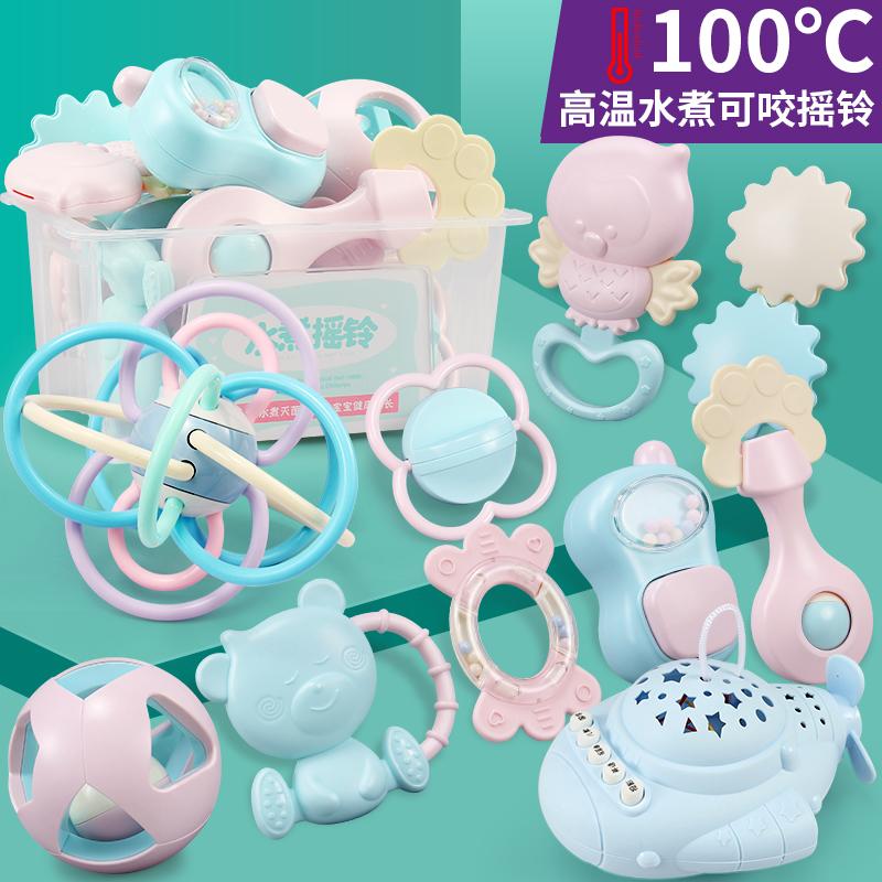 Игрушки для новорожденных Артикул 566153652847