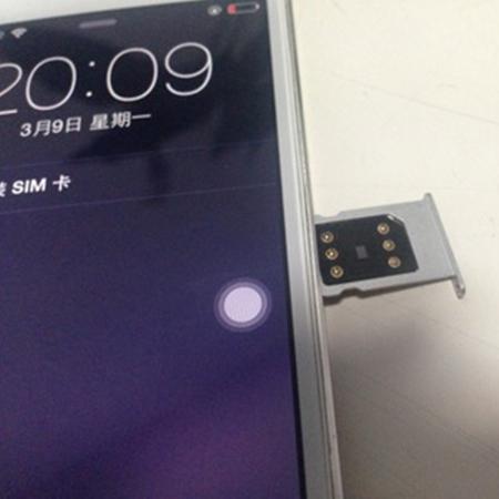 日版美版港版韩版英苹果iPhone5 5C 5S 6 6plus移动联通电信卡贴