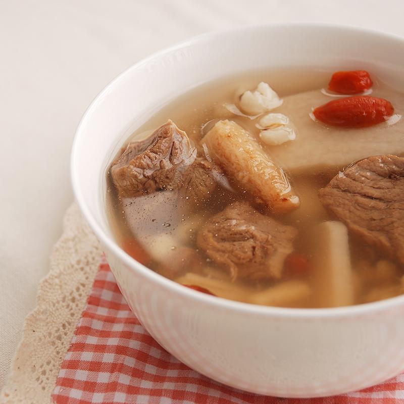 淮山薏米牛肉汤 陆阿姨汤馆 老火汤料包煲汤炖汤 干货组合材料包