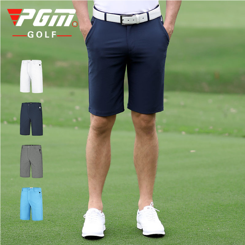PGM Golf pants mens Golf Shorts casual refreshing comfortable breathable sports pants direct supply
