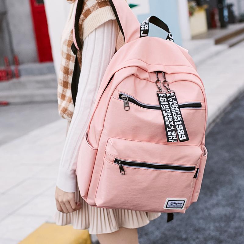 Schoolbag for high school and junior high school students