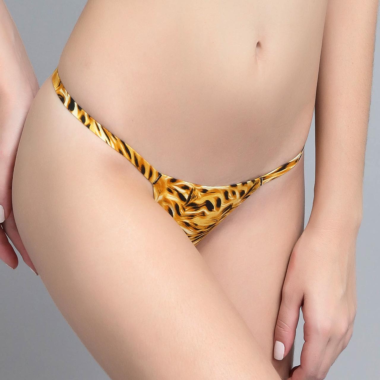 Мужской стринги женщина смысл любители трусы бесшовный один чип приток мужчин леопард восторг вонь реальность T брюки в предвкушении