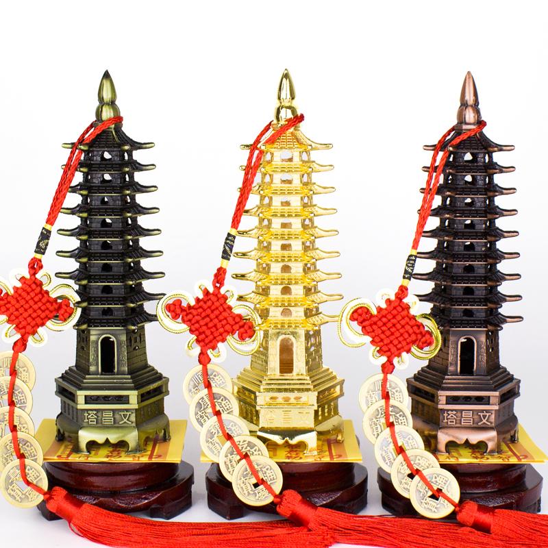 Статуэтки башни Вэньчан Артикул 593490773072