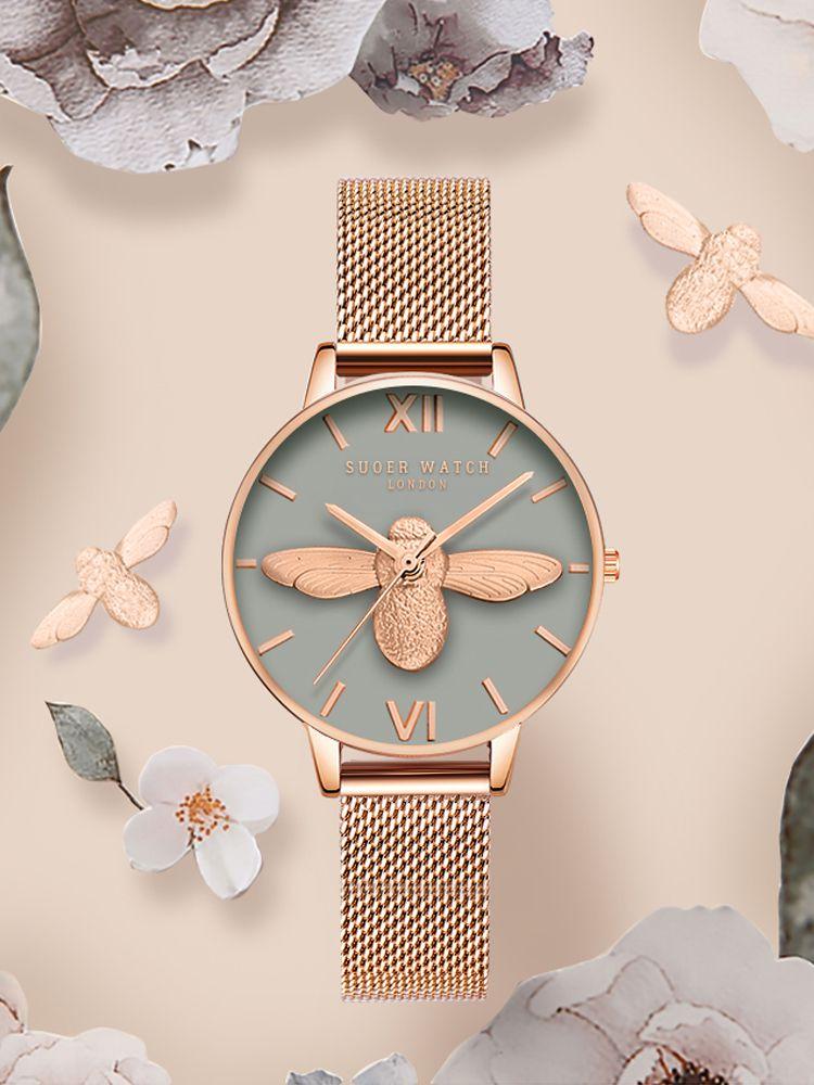 11月23日最新优惠全自动机械表男手表手表女学生手表女ins风时尚腕表dw手表