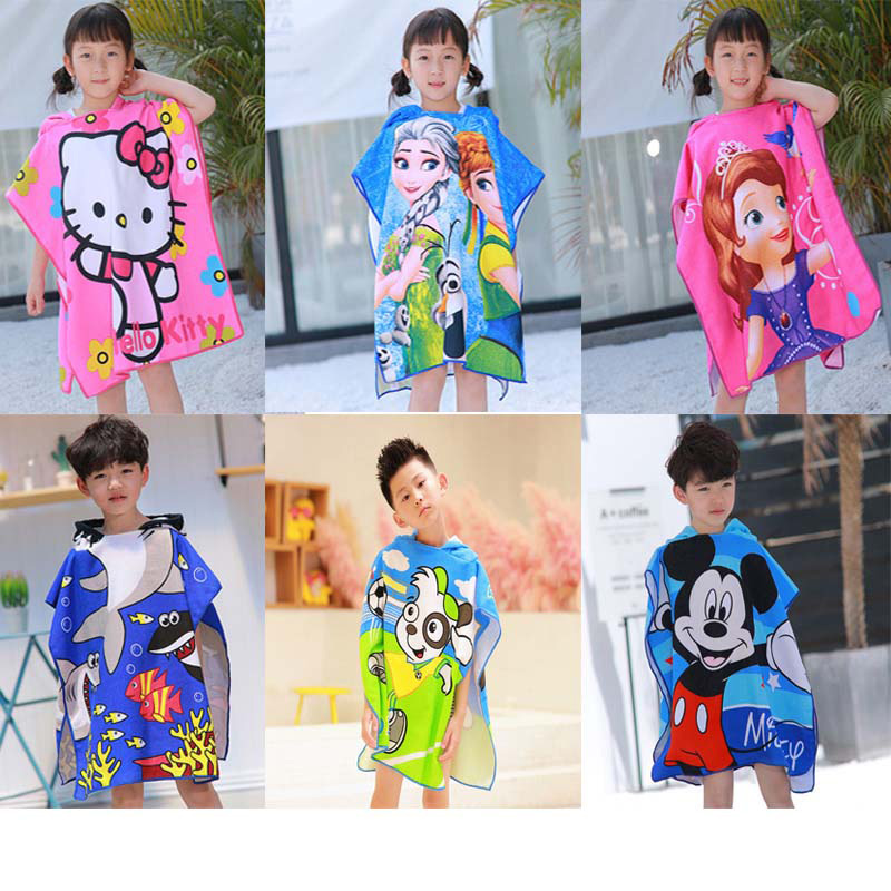 Детские полотенца / Накидки / Халаты Артикул 572589063014