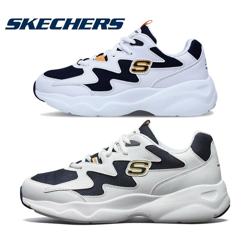 斯凯奇男鞋女鞋2020夏季新款情侣款熊猫鞋休闲老爹鞋运动鞋跑步鞋