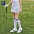 FILA ATHLETICS Fila women's short skirt 2021 summer new sports woven skirt half-length skirt female skirt