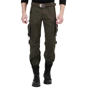 户外野战军迷服饰登山男军裤迷彩多口袋个性战术工装裤男女长裤