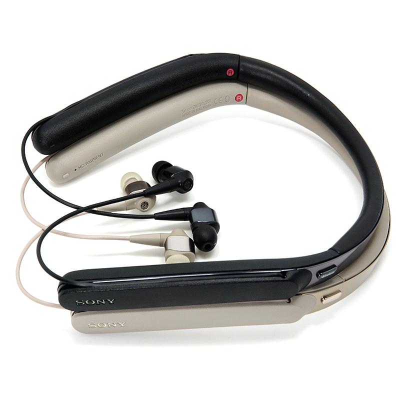 【国行现货】Sony/索尼 WI-1000X无线蓝牙挂颈式运动降噪耳机