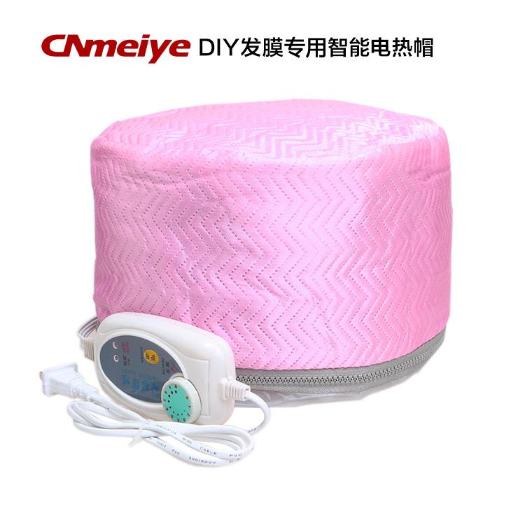 安全发膜加热帽电热蒸发帽家用头发护理帽焗油帽电发帽倒模加热帽