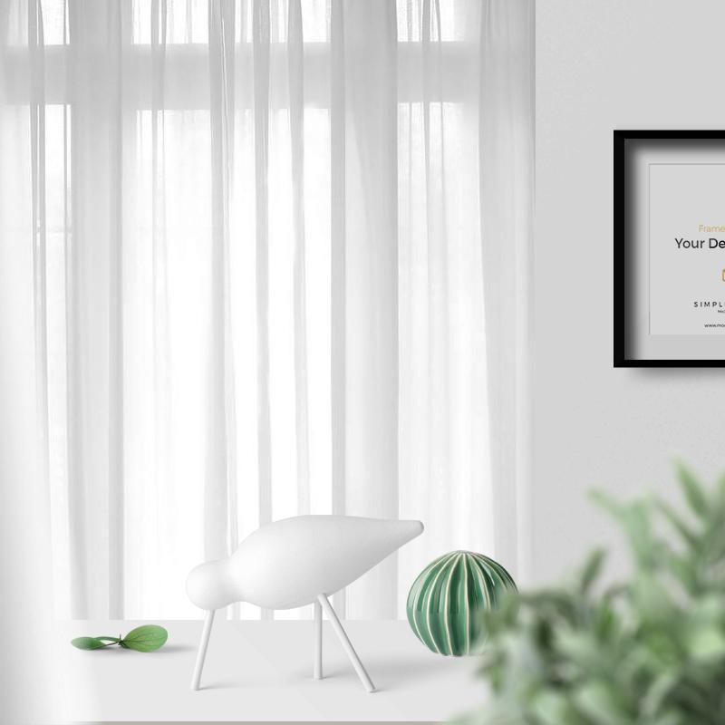 北欧小清新拍照背景布ins挂布白纱窗帘 淘宝产品静物摄影拍摄道具
