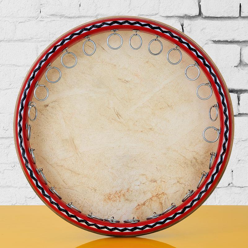 新疆手鼓舞蹈道具初学者成人入门牛皮演奏伴奏鼓少数民族维族乐器