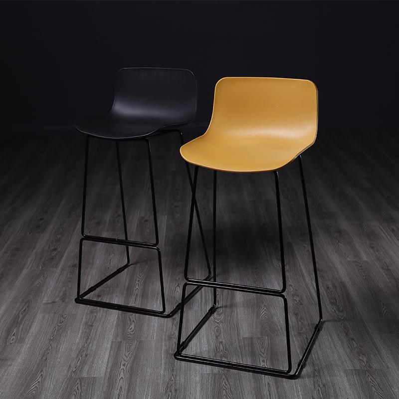 吧台椅北欧现代简约铁艺吧椅创意高脚凳吧台凳酒吧椅吧凳高脚椅子