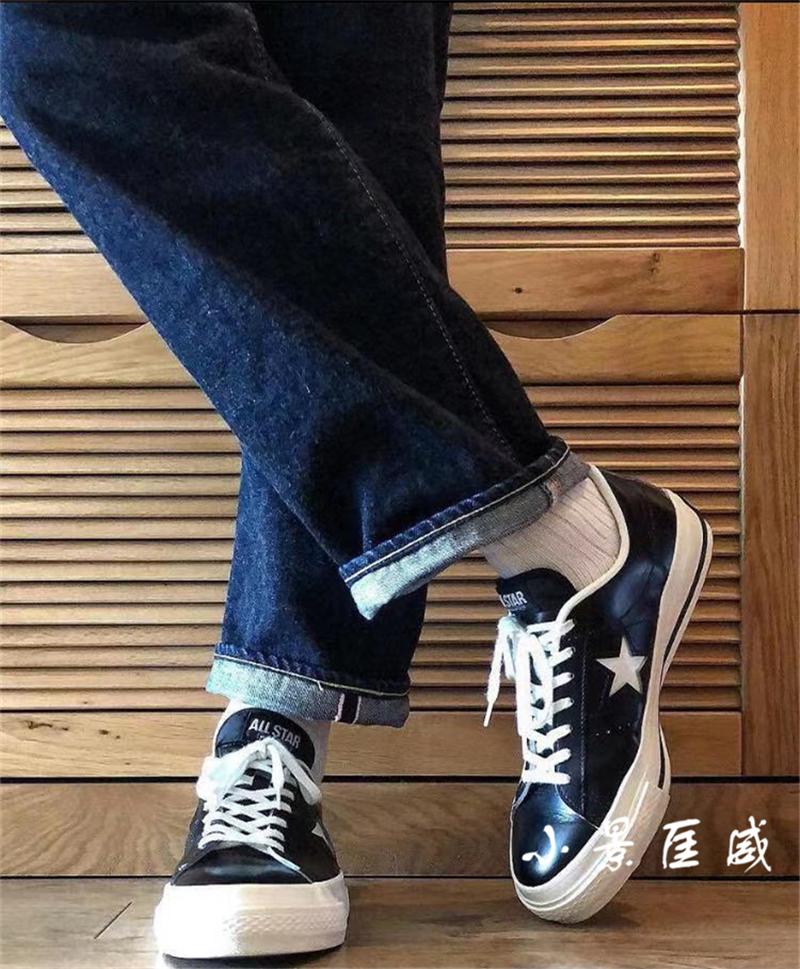 小景匡威converse one sta低帮板鞋(用100元券)