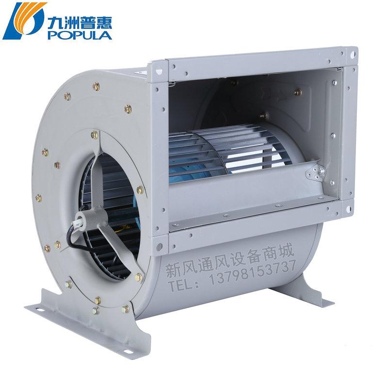 九洲普惠DKT空调风机 外转子风机 低噪音双进风离心式通风机2.0A