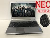 固态MSATA寸游戏本15.6LEDLOL三代I5酷睿双核笔记本电脑NEC