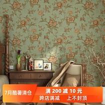无纺布墙纸客厅卧室纯色素色电视背景墙壁纸3D现代简约精压斑驳
