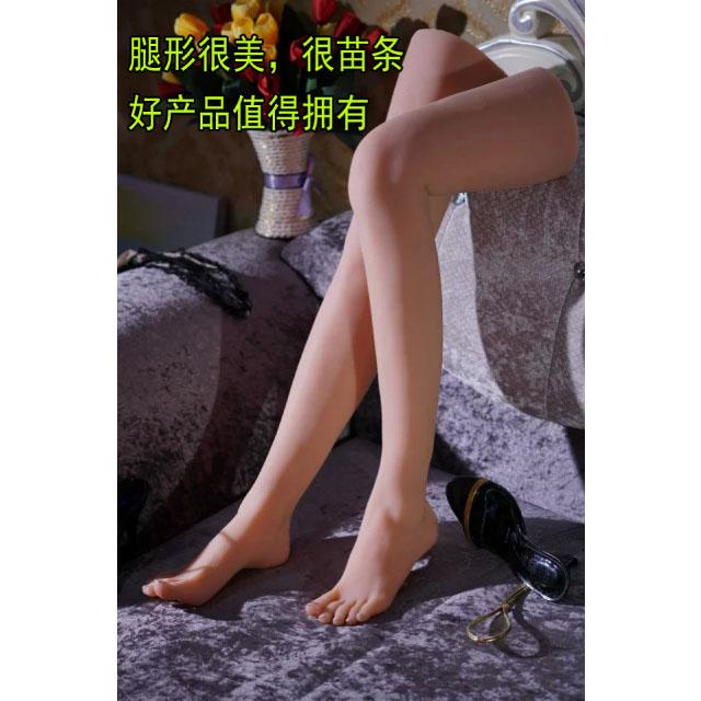 仿真足模3700L 脚模真人倒模大长腿模网店丝袜摄影女脚玉足美腿