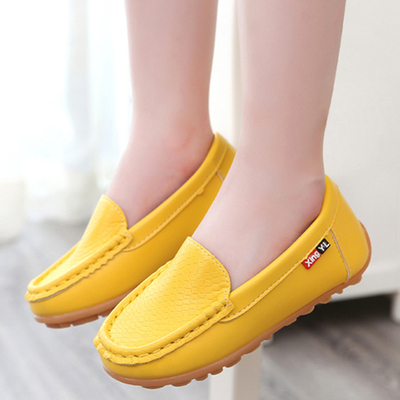 Spring and Autumn children children's peas shoes men and girls princess shoes baby shoes new children's shoes student children's shoes tide