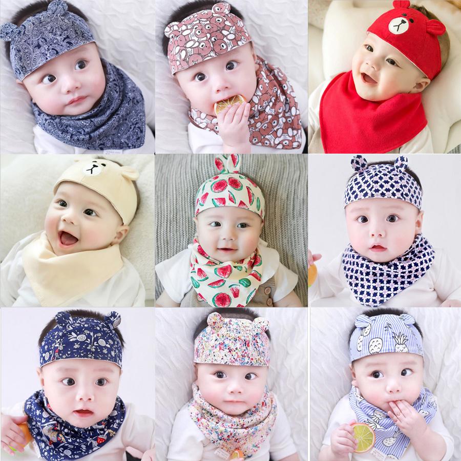 3个月新生儿护卤门男女宝宝夏季空顶凉帽脑门胎帽12婴儿帽子06