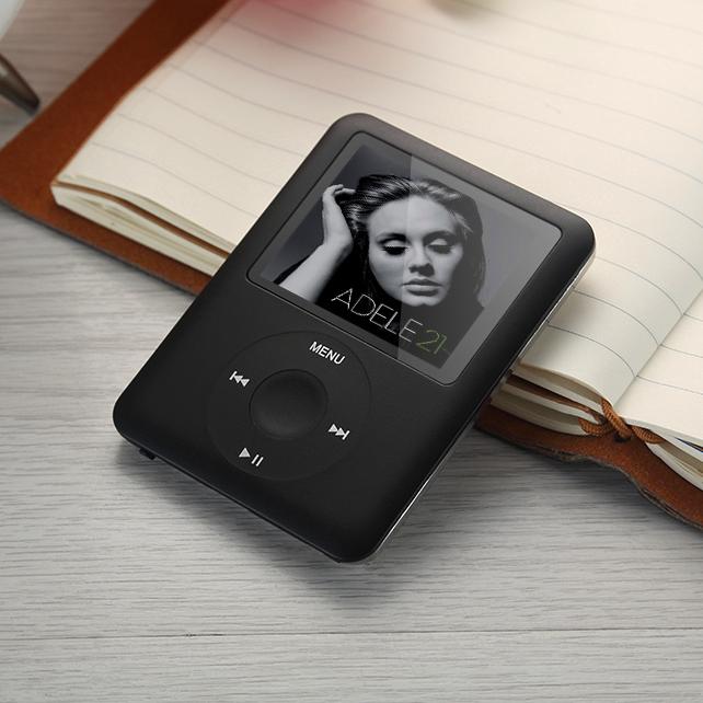 MP3MP4播放器迷你�W生�S身�小看小�f�子��英�Z可�郾�y式超薄P3