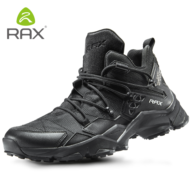 Ruixing rax outdoor mountaineering shoes mens shoes womens waterproof and antiskid super light and breathable sports hiking shoes in summer