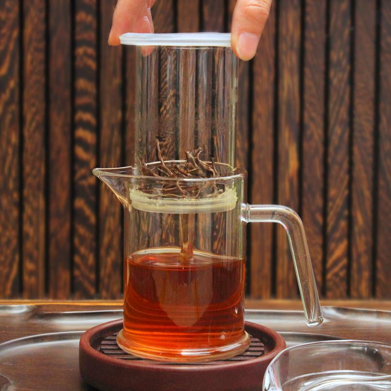 913 пузырь чашка стекло чай инструмент фильтрация вкладыш стекло пузырь чай устройство черный чай пузырь чашка снег хризантема зеленый кубок чай пузырь