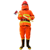 Fire Service 97 Type Fire clothing combat fire extinguishing clothing fire clothing micro fire station equipment protective clothing