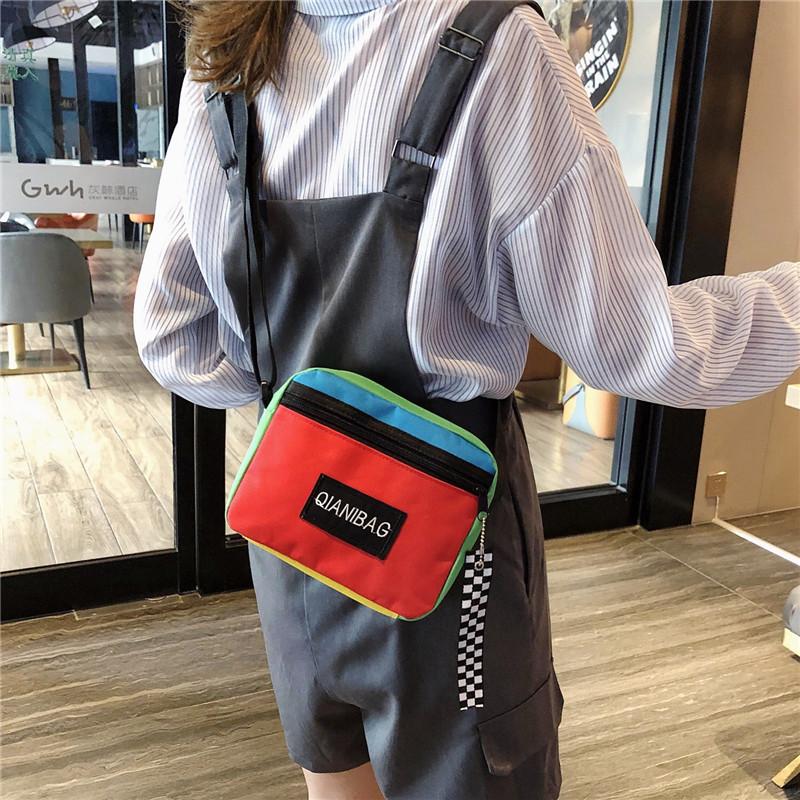 新品上新夏季包包女2019新款时尚韩版手提包潮流ins百搭女斜挎包